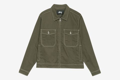 Moleskin Garage Jacket