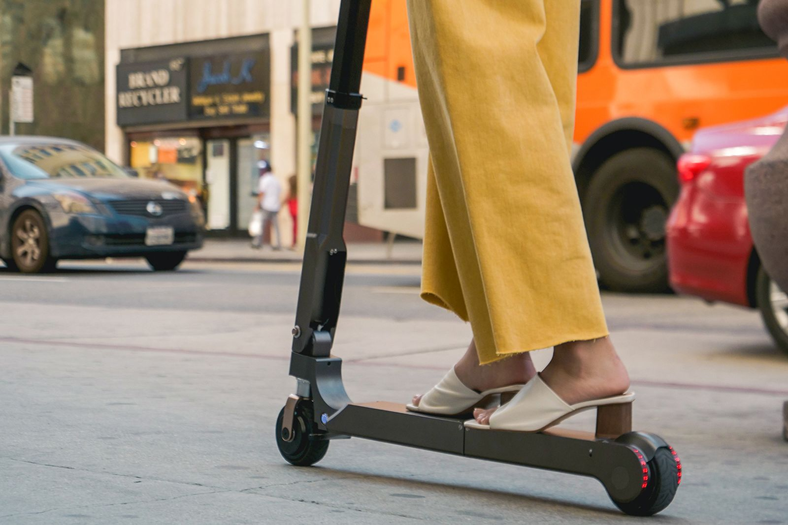 hyundai electric scooter