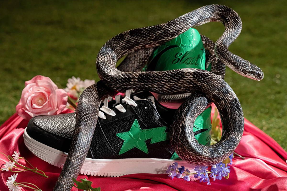 Gunna Gets His Own BAPE STA & Other Sneaker News Worth a Read 53