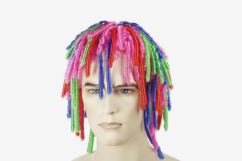 Rainbow Dreadlocks Wig