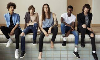 "First Look | TOPMAN Fall/Winter 2015 ""THIS IS DENIM"" Campaign"