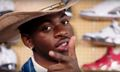 Lil Nas X Talks About His Newfound Fame on 'Sneaker Shopping'