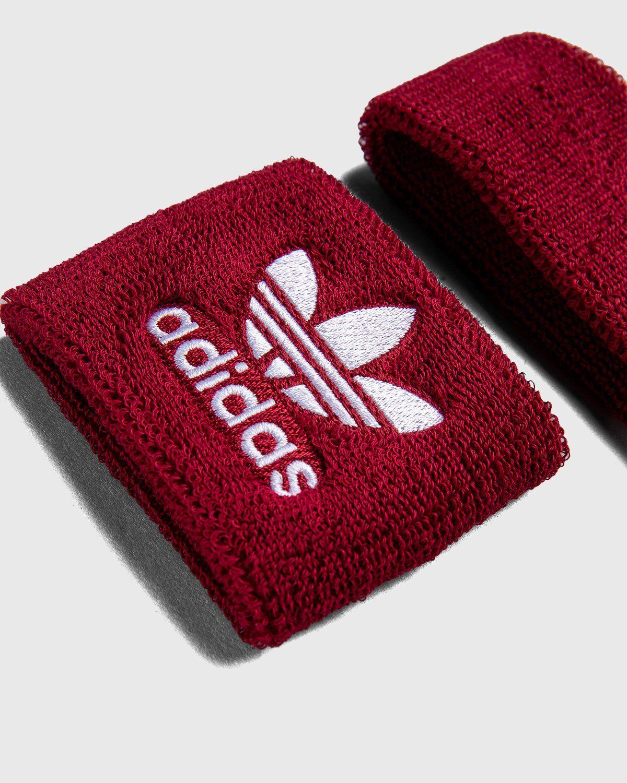 adidas Originals x Human Made — Bands Set Burgundy - Image 3