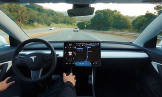 Tesla Unveils Its Full Self-Driving Autopilot Feature