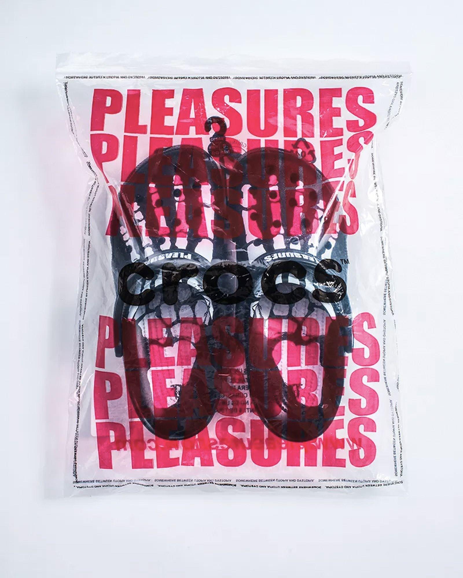 pleasures crocs release date price