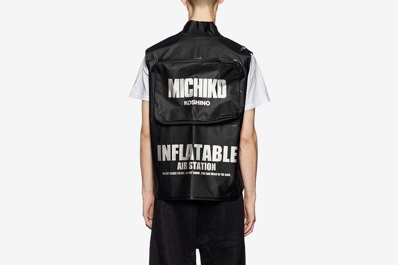Inflatable Vest