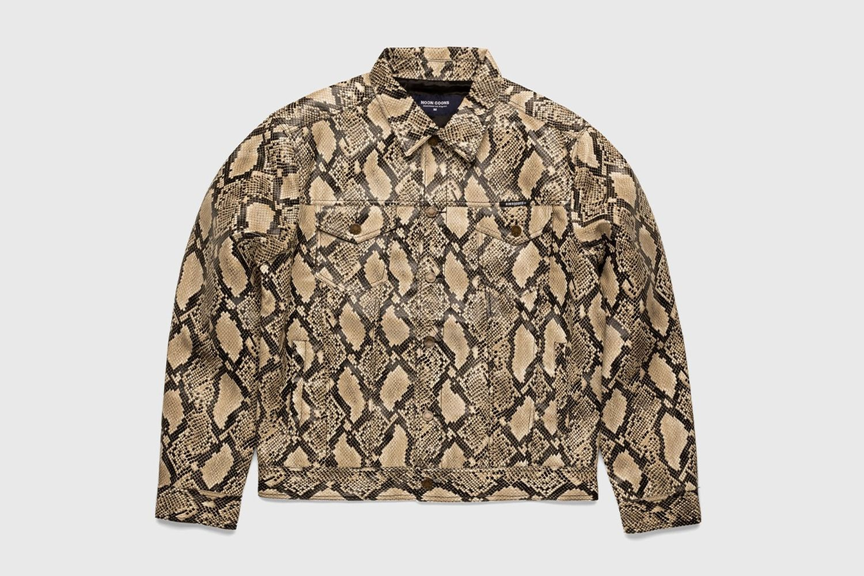 Mojave Snakeskin Jacket