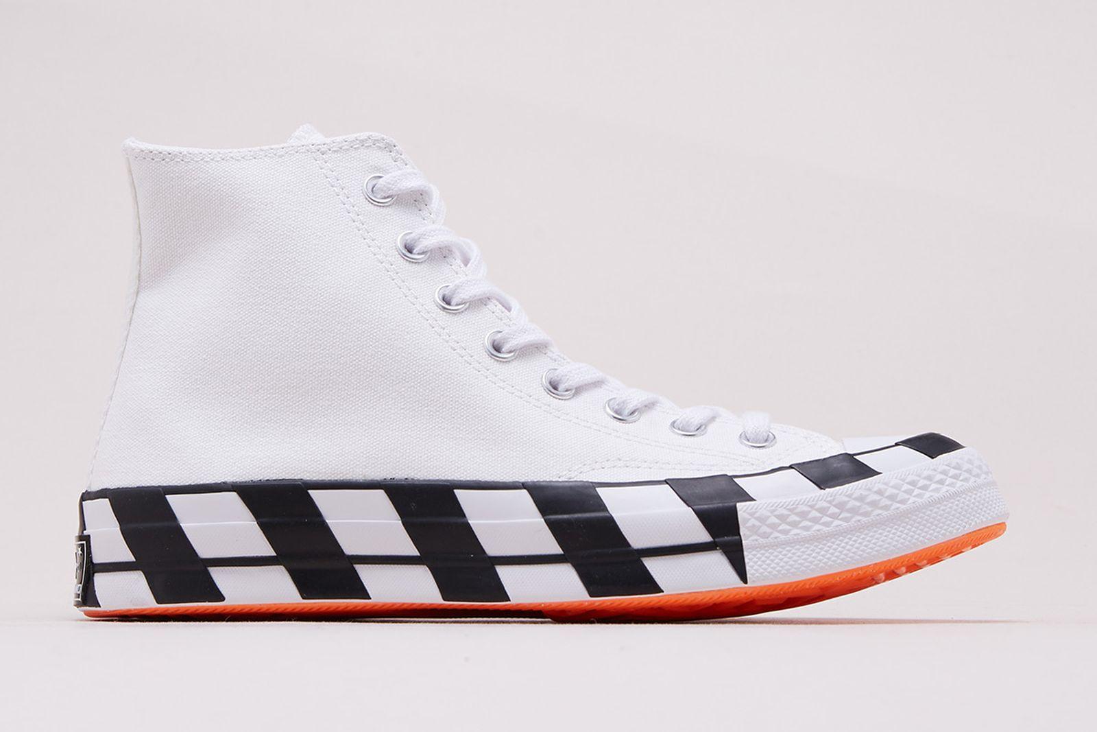 off white converse chuck 70 release date price info OFF-WHITE c/o Virgil Abloh OFF-WHITE x Converse Chuck 70