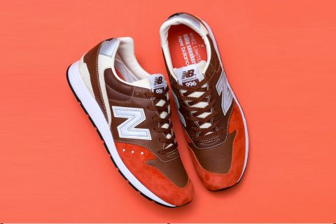 3fcfcd559a8 New Balance partners up with Hiroaki Shitano s WHIZ LIMITED clothing label  and Japanese sneaker store mita sneakers for a three-way collaboration on  the ...