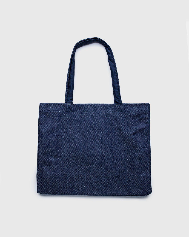 A.P.C. x Sacai — Shopping Bag Candy Dark Navy - Image 2