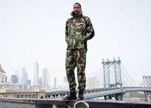 57755b681de2 Carmelo Anthony Reveals Jordan Collab for NYFW