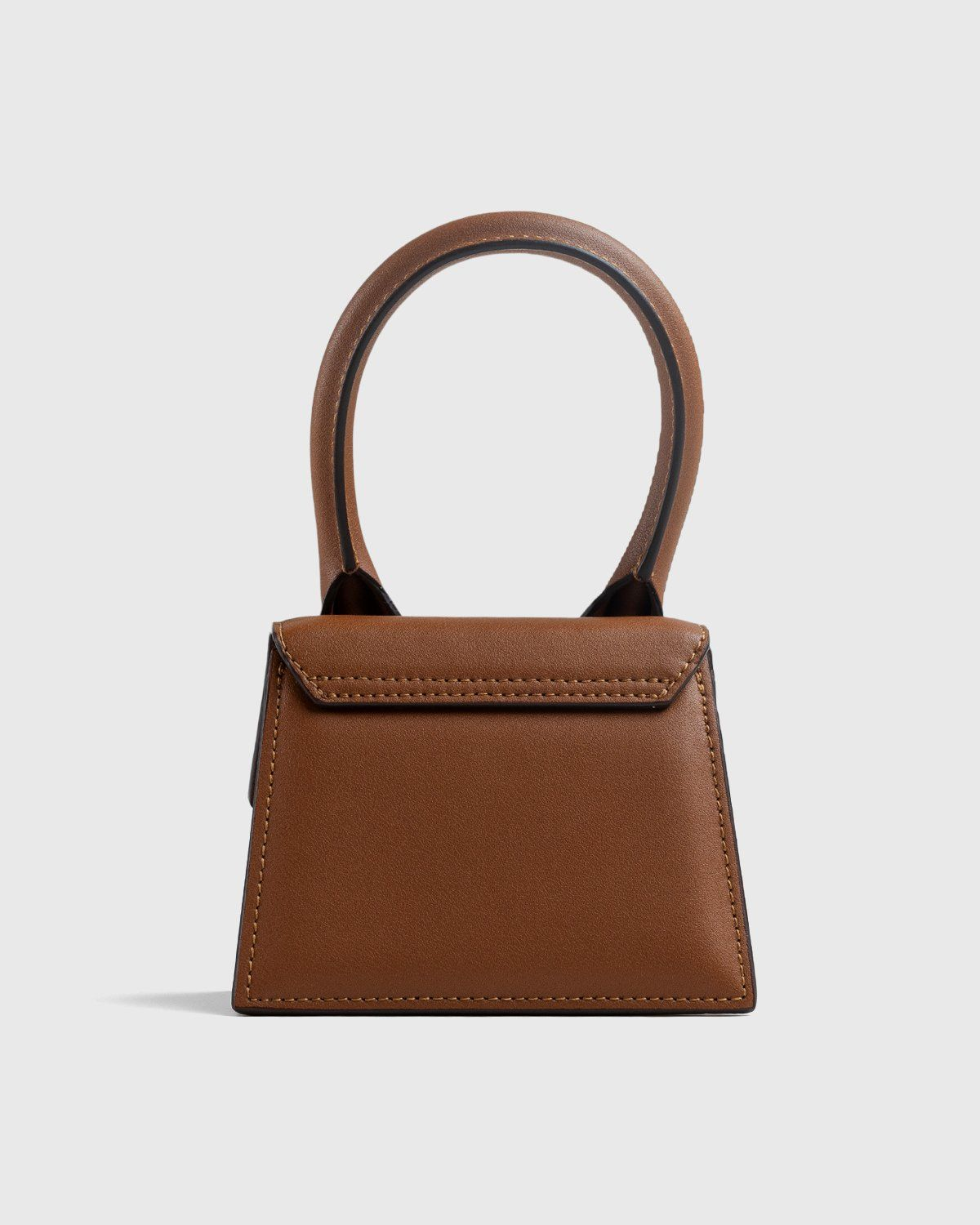 Jacquemus – Le Chiquito Homme Brown - Image 2