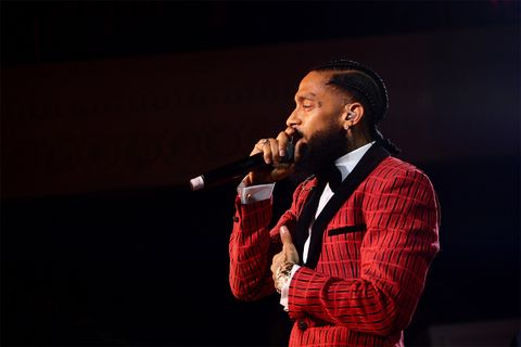 Nipsey Hussle Will Receive a Posthumous Humanitarian Award at the BET Awards