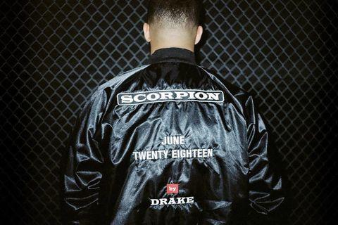 drake scorpion jacket giveaway Suprize