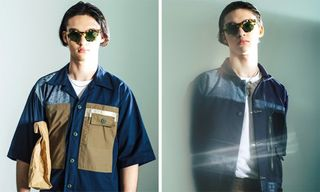 Elhaus Debuts Workwear & Military-Inspired Summer Collection