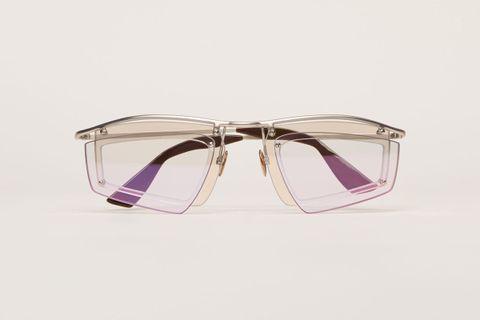 Double-Layer Shield Sunglasses