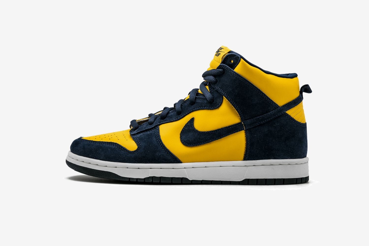 Dunk High Pro 'Michigan'