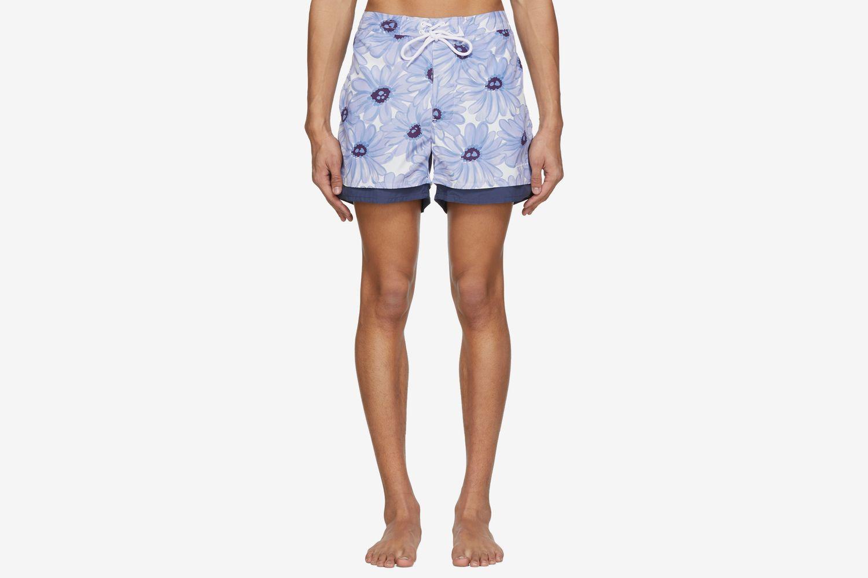 Le Double Swim Shorts