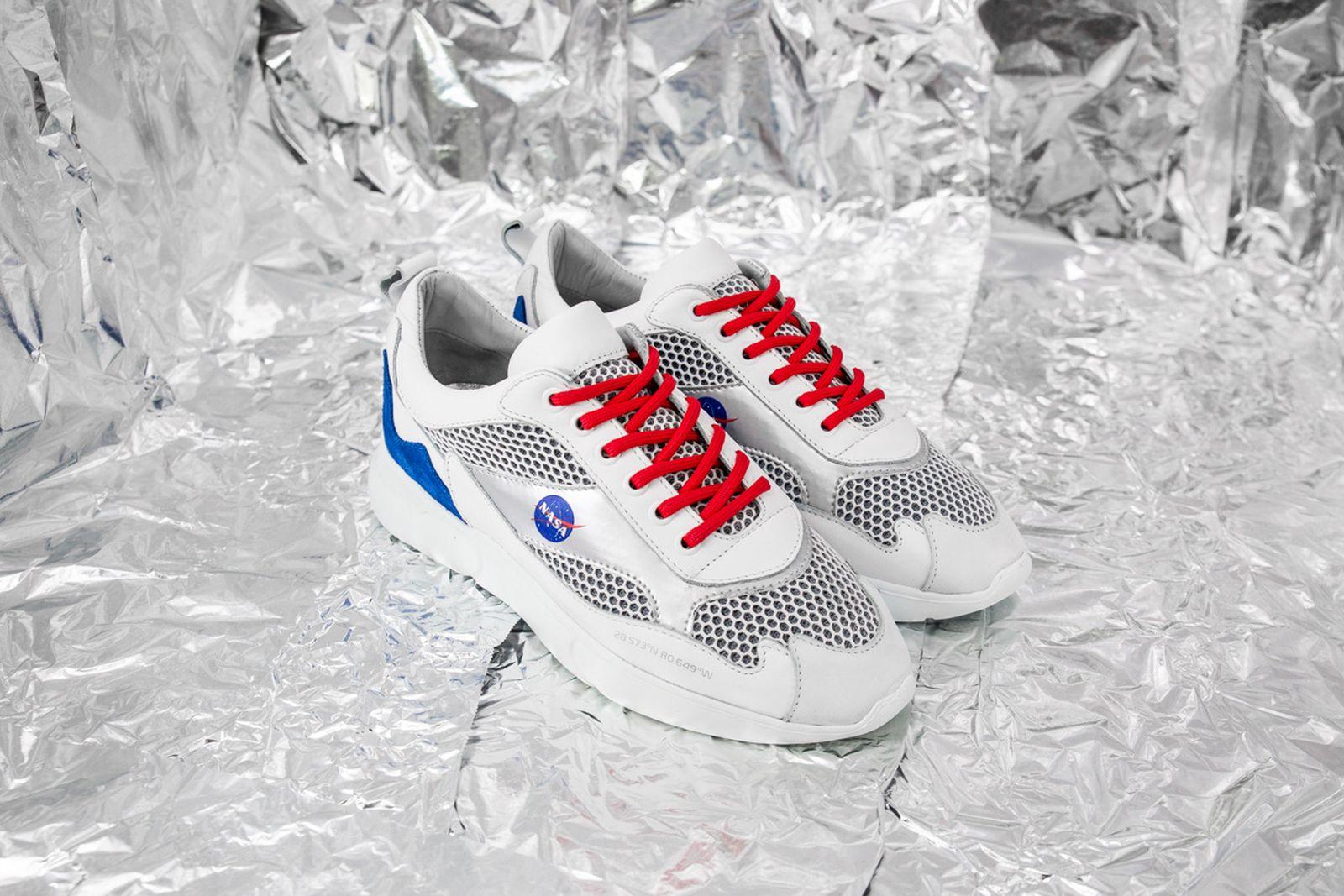 mercer amsterdam nasa sneaker release date price