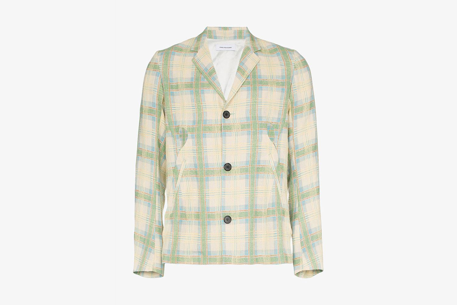 Panchali Key Check Blazer
