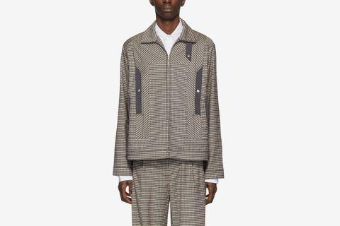 Wool Tulcea Jacket