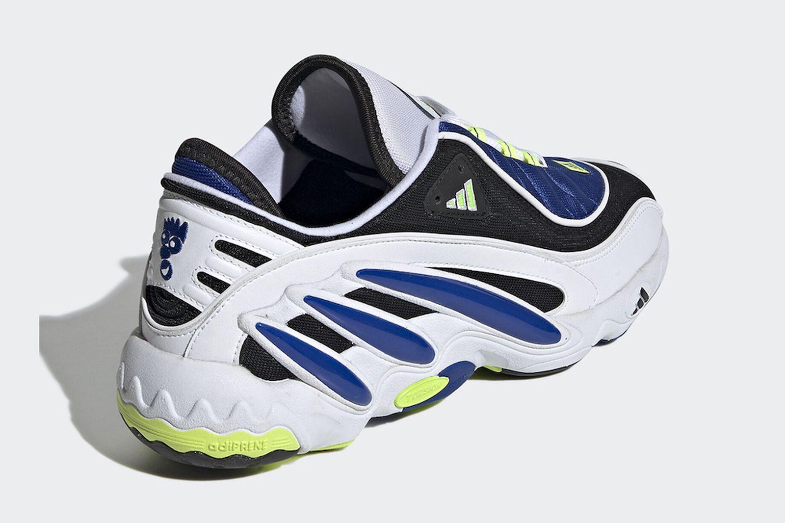 adidas FYW 98 Green Blue