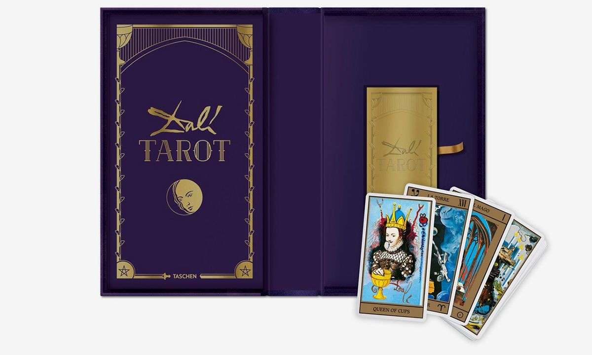 These Custom Tarot Cards Were Designed by Salvador Dalí