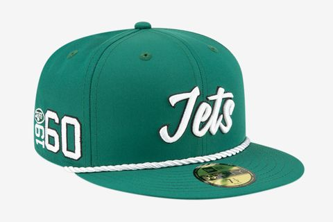 New York Jets Home 59FIFTY Fitted