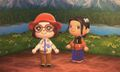 Sandy Liang Is Hosting a Virtual Pop-Up on 'Animal Crossing'