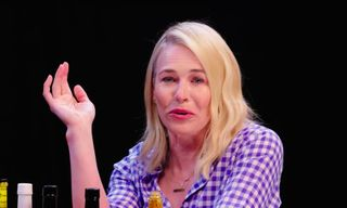 Chelsea Handler Reveals How She Got Into Comedy on 'Hot Ones'