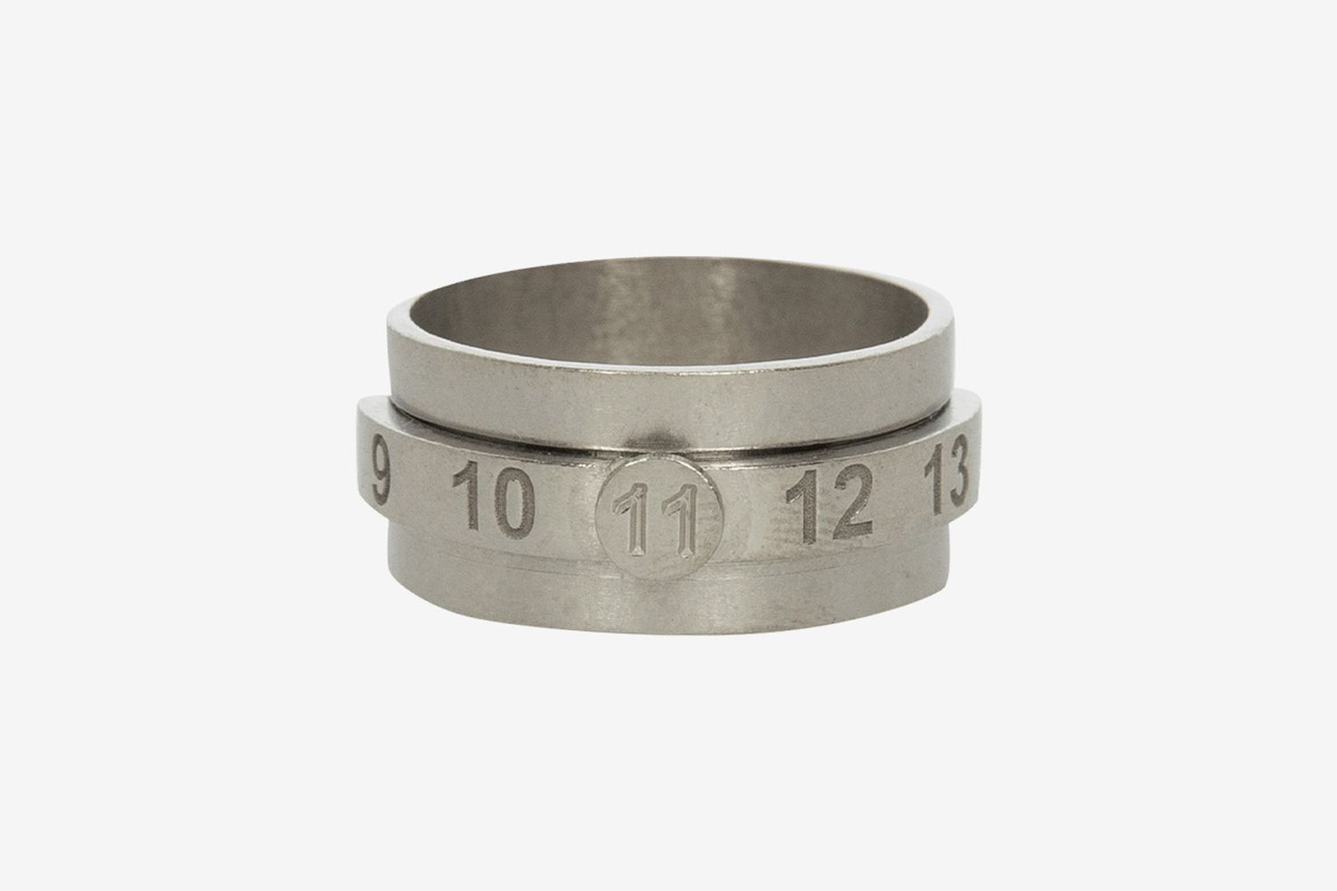 Number Layered Ring