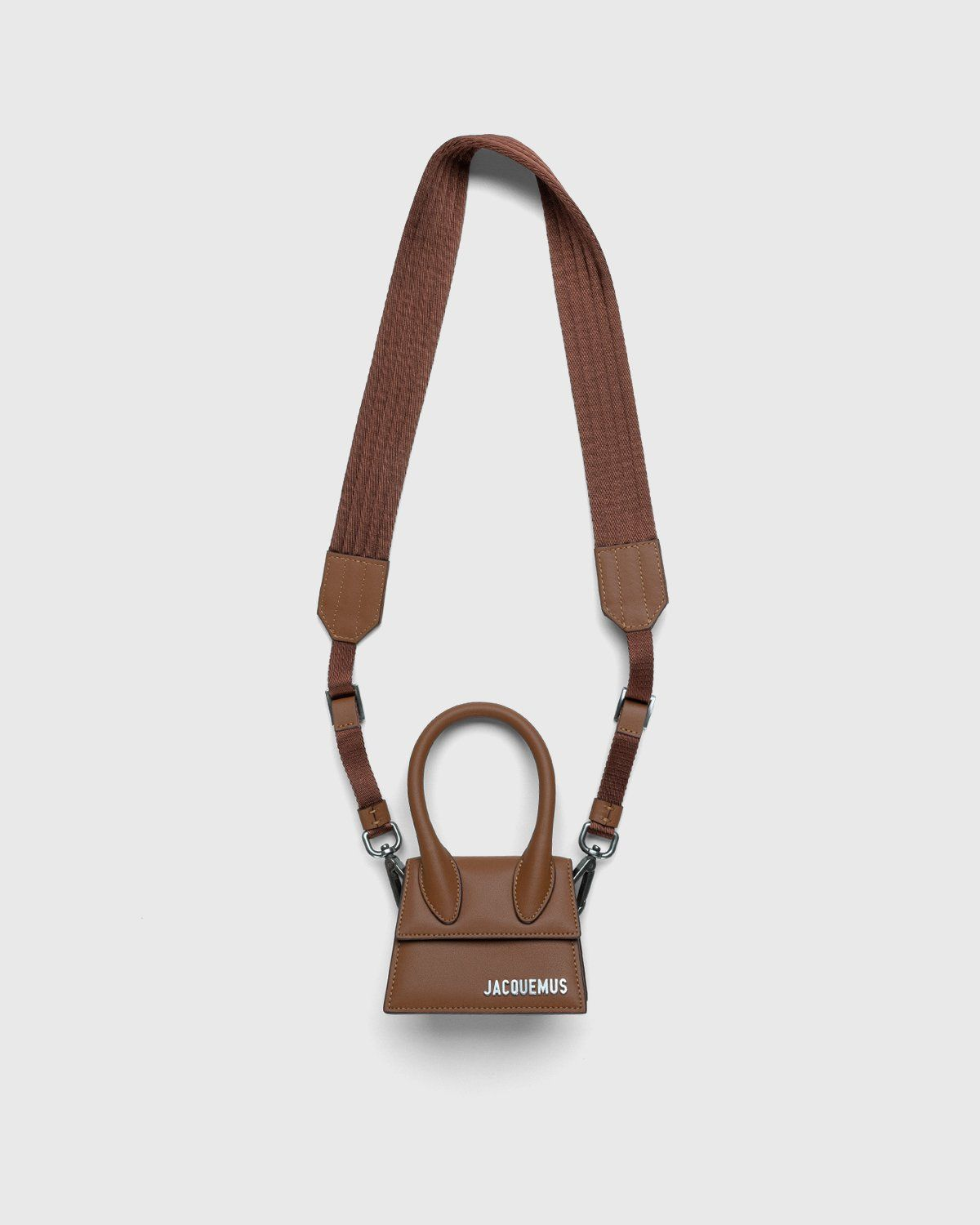 Jacquemus – Le Chiquito Homme Brown - Image 5