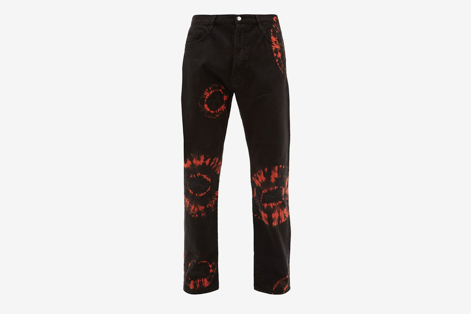 Lilly Tie Dye Cotton Jeans