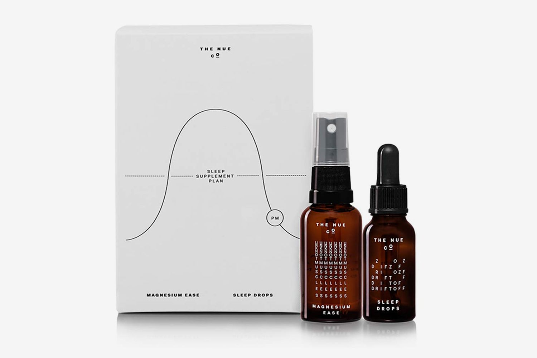Natural Sleep Kit | Magnesium Ease + Sleep Drops
