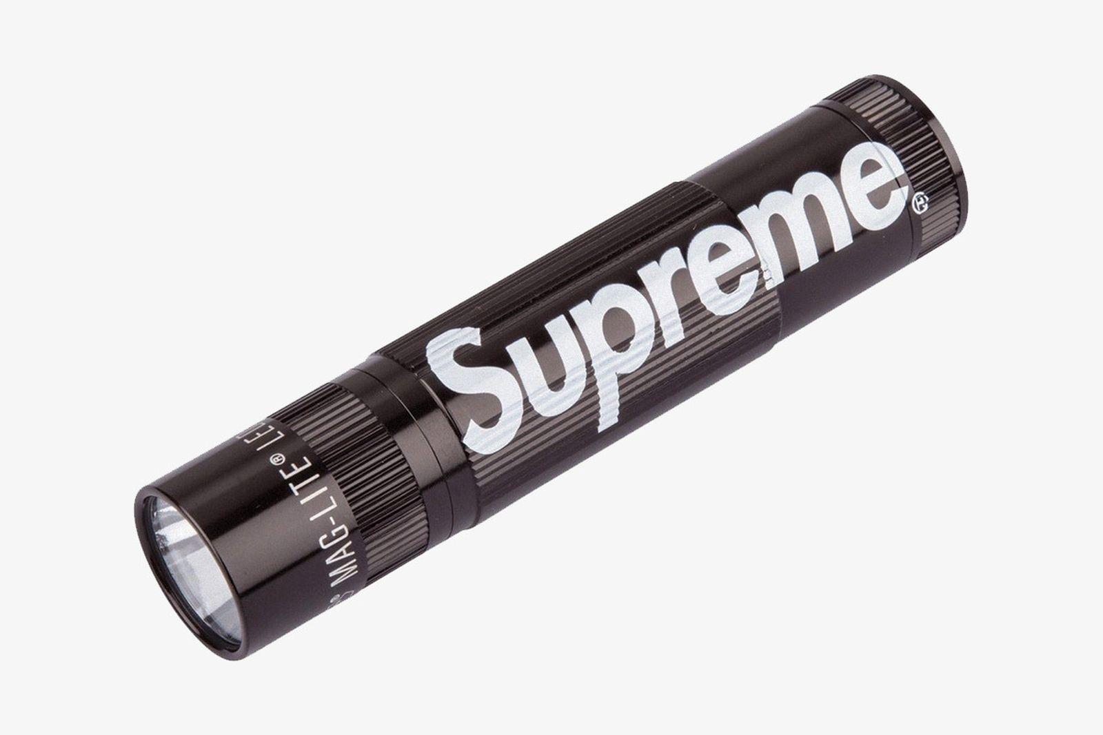 supreme accessories maglite