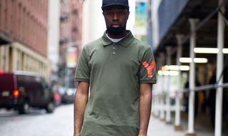 Street Style: Jerome Williams in Y-3, SSUR & Michael Kors