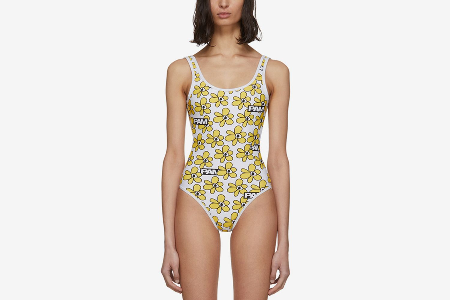 Daisies One-Piece Swimsuit