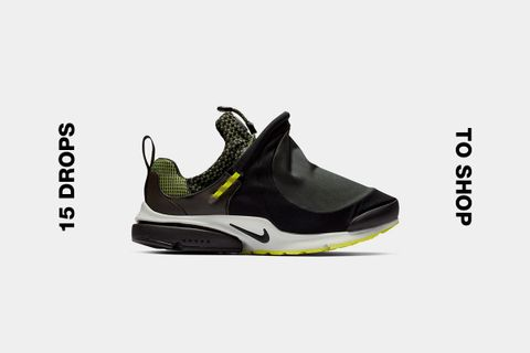 comme des garcons nike air presto best drops buy Nike Air Presto Foot Tent Salomon S/LAB Undefeated