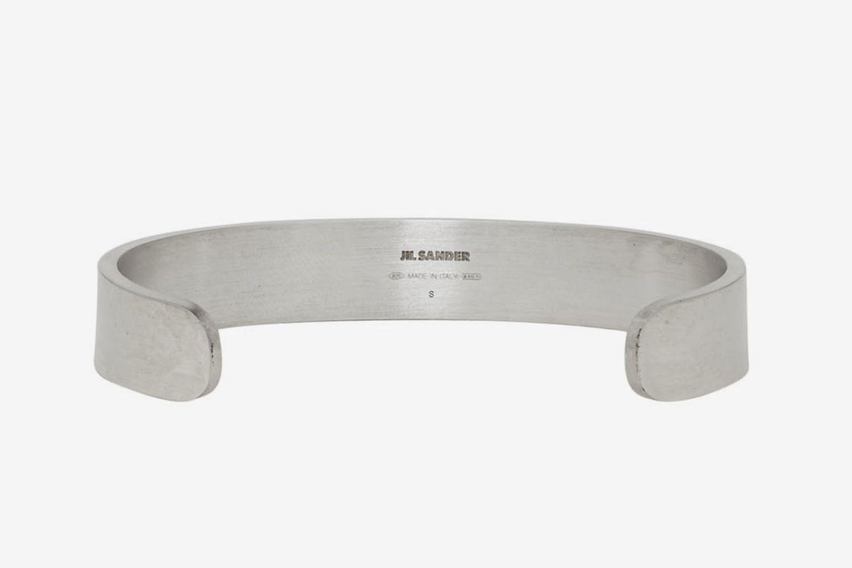 Line Bangle Bracelet
