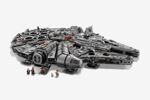 Star Wars Millennium Falcon 20 Piece Set LEGO Mini w// Stand