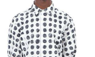An Arne Jacobsen Inspired Print Shirt from Peter Jensen