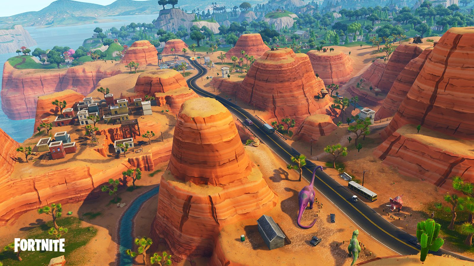 fortnite season 5 info map close up Epic Games