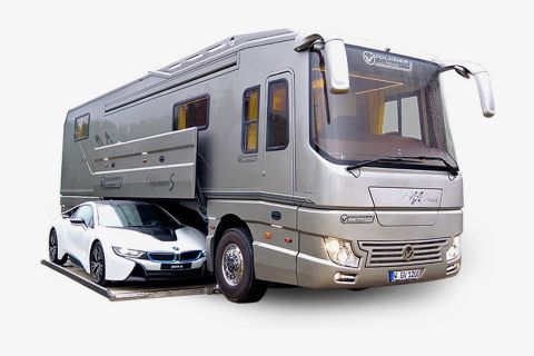 The Volkner Performance S is the Ultimate Luxury Mobile Home