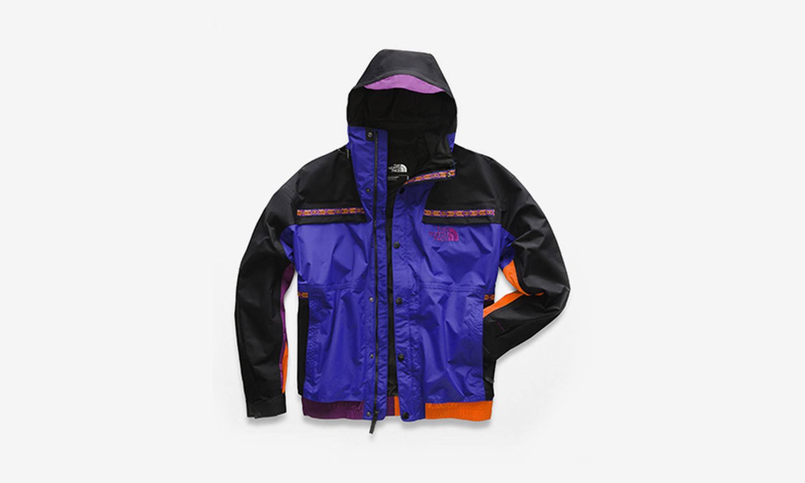the north face 92 rage collection feature tnf