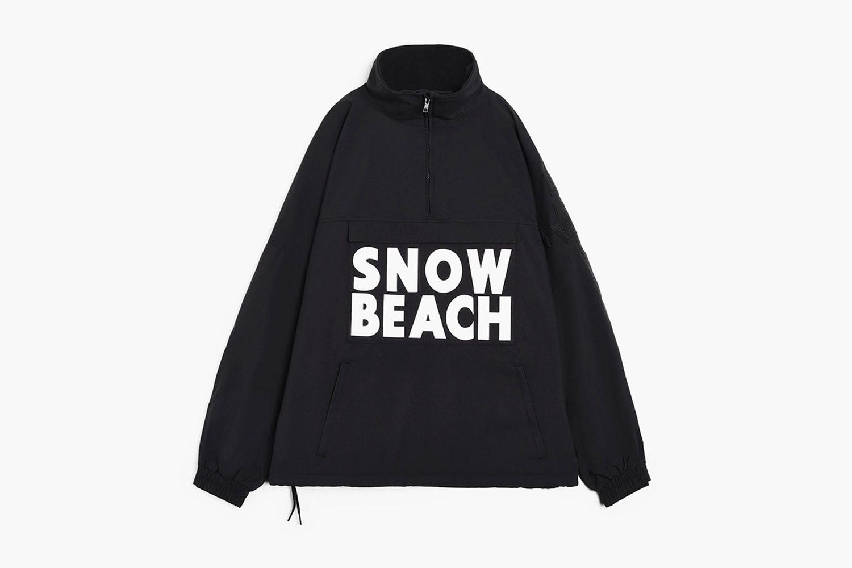 Snow Beach Lined Jacket