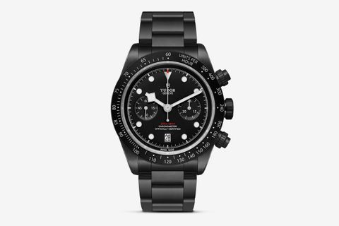 tudor black bay chorno dark all black new Zealand all black rugby