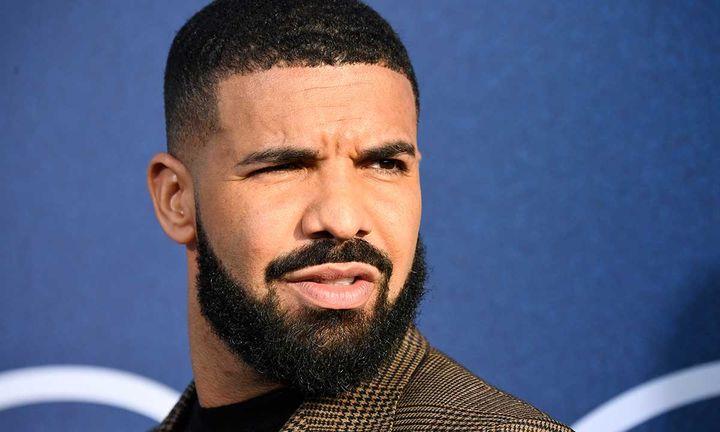 Drake looking confused