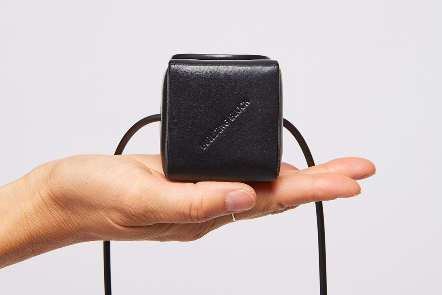 Mini Cube Sling with Rubber Strap
