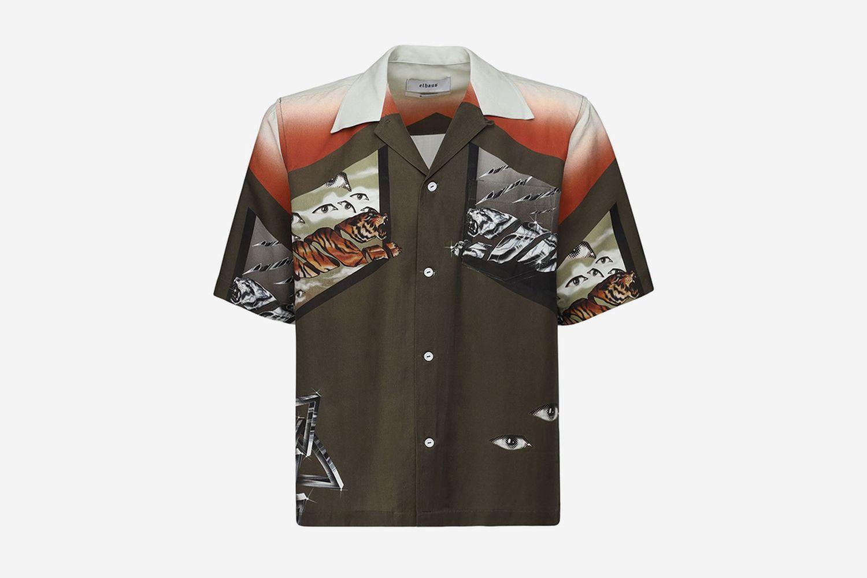 Glide Tiger Vault Lyocell Shirt