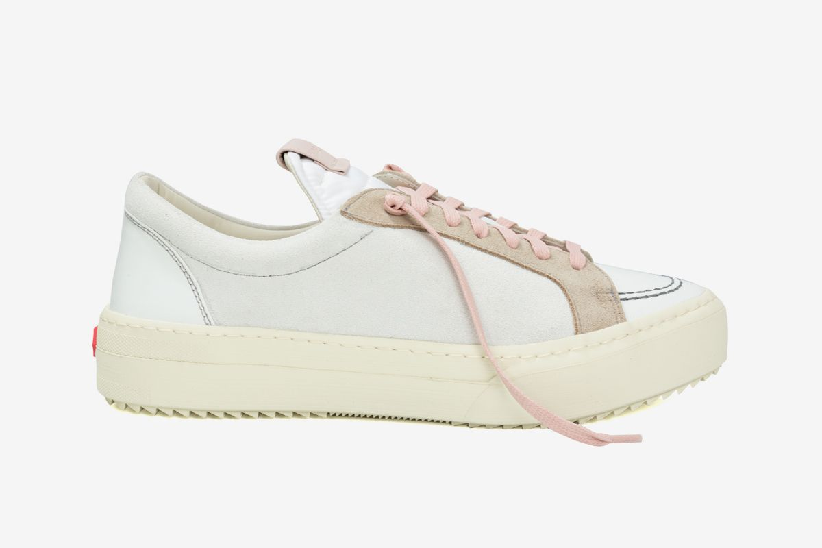 RHUDE's Webster-Exclusive V1 Low Is Pretty in Pink